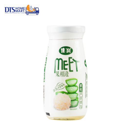 White Fungus with Aloe Vera 鲜炖芦荟银耳 (3 bottles/pack)