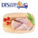 ORGANIC Halal Chicken Breast Pack 8-12pcs (800gm)