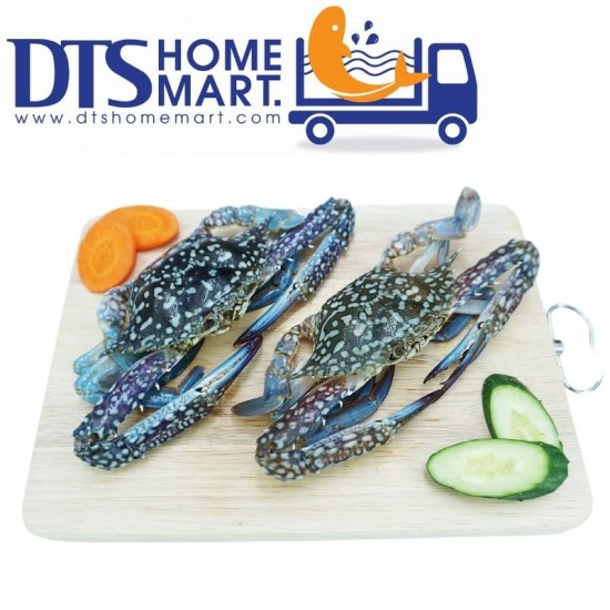 Flower Crab 1kg (100gm-150gm/pcs)