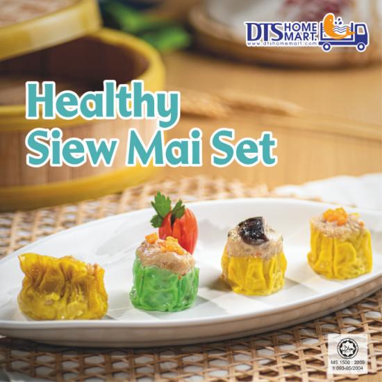 Healthy Siew Mai Set - Premium Halal Dim Sum
