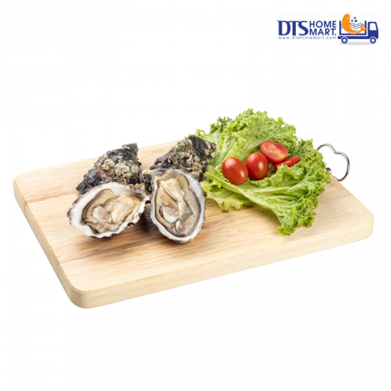 Live Ireland Oyster 90-110gm/pcs (with shell) *KL & Selangor only