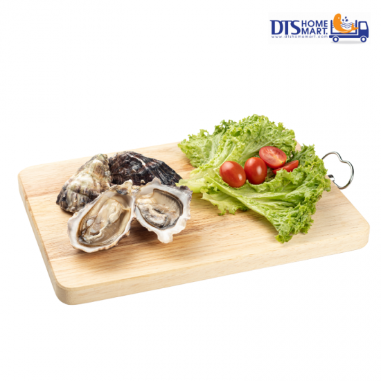 Live Ireland Oyster 50-70gm/pcs (with shell) *KL & Selangor only