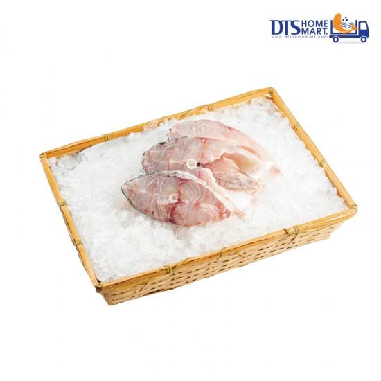 Golden Snapper Steak Cut 红枣鱼身切块 600gm (3pcs)